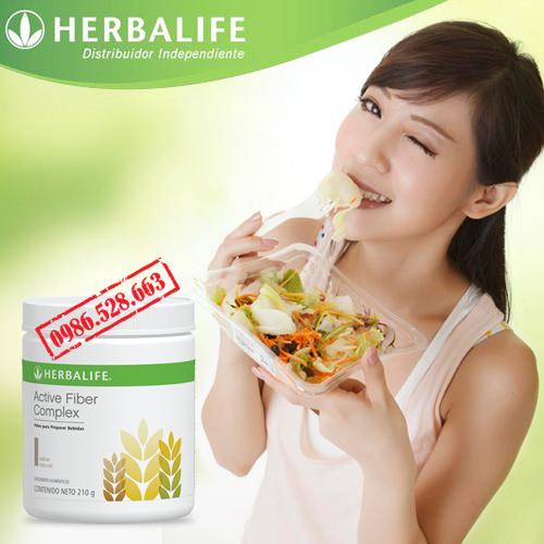 Hỗn hợp chất xơ herbalife active fiber complex