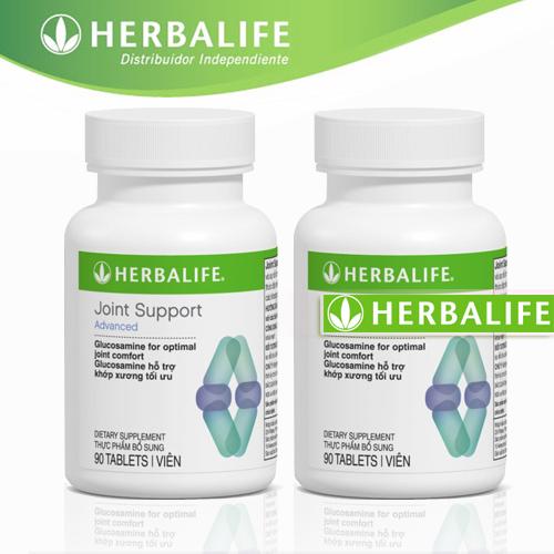 Hỗ trợ xương khớp herbalife