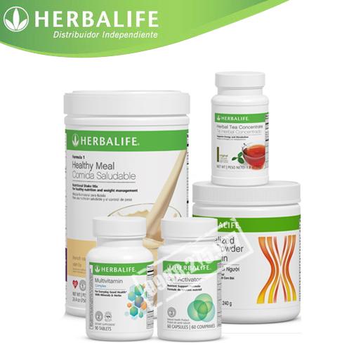 Bộ 5 giảm cân herbalife nâng cao