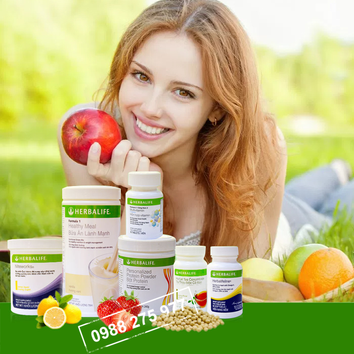 Bộ sản phẩm hỗ trợ điều trị tiểu đường Herbalife