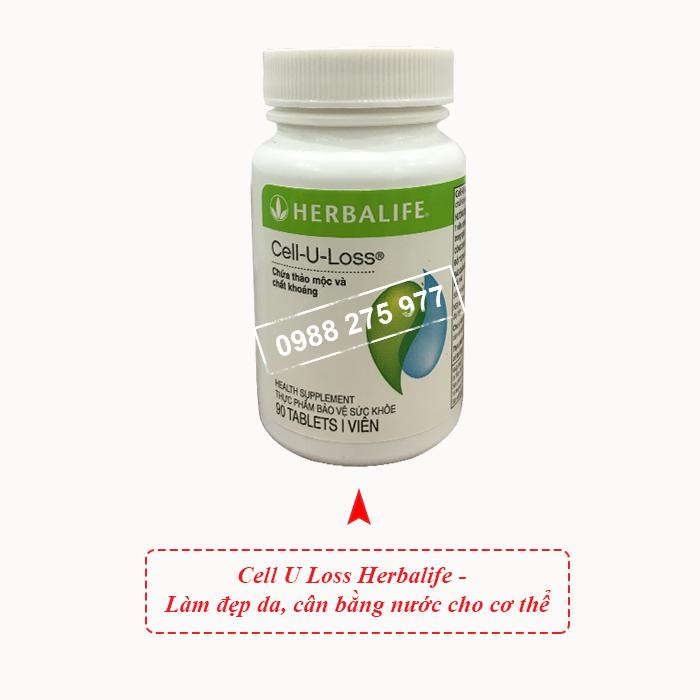 cell u herbalife
