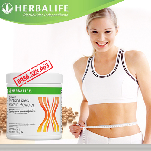 Bột protein,Herbalife f3(ppp)
