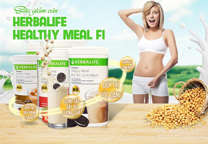 Sữa dinh dưỡng herbalife F1